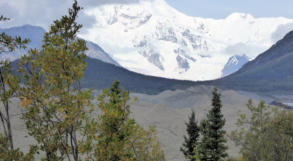 Mount Denali in Alaska (Mt Mckinley)